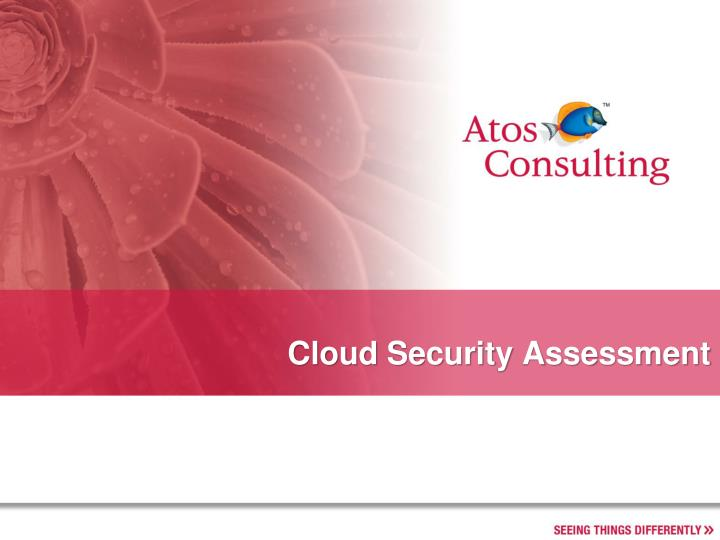 cloud security assessment n.
