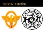 tactics formation