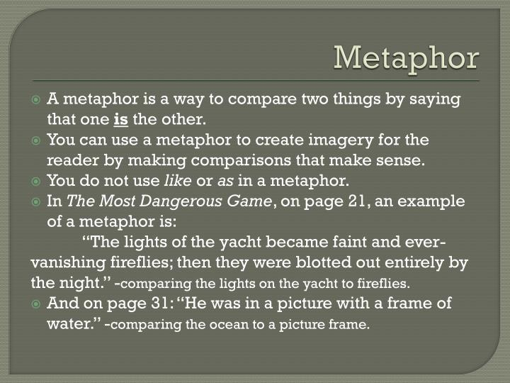the symbolic and metaphorical stories of creation Monsters are often used as metaphors for the other, symbolic of cultural fears and social anxieties best represented through metaphor and confabulation indeed, guillermo del toro's recent movie, the shape of water, rewrites the horror of the creature from the black lagoon to instead offer a love story between the sub-altern, offering a.
