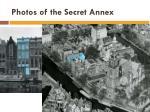 photos of the secret annex