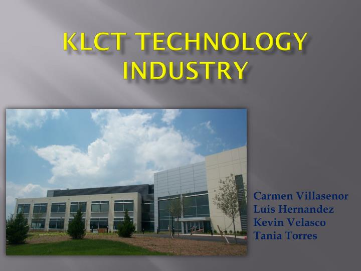 klct technology industry n.