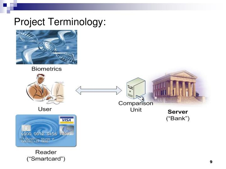 Project Terminology: