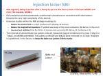 injection kicker mki