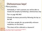 dichotomous keys3