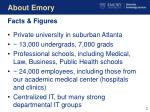 about emory