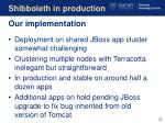 shibboleth in production
