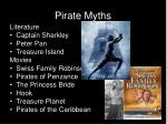 pirate myths