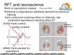 rft and neuroscience