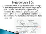 metodologia 8ds
