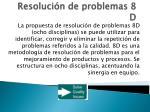 resoluci n de problemas 8 d