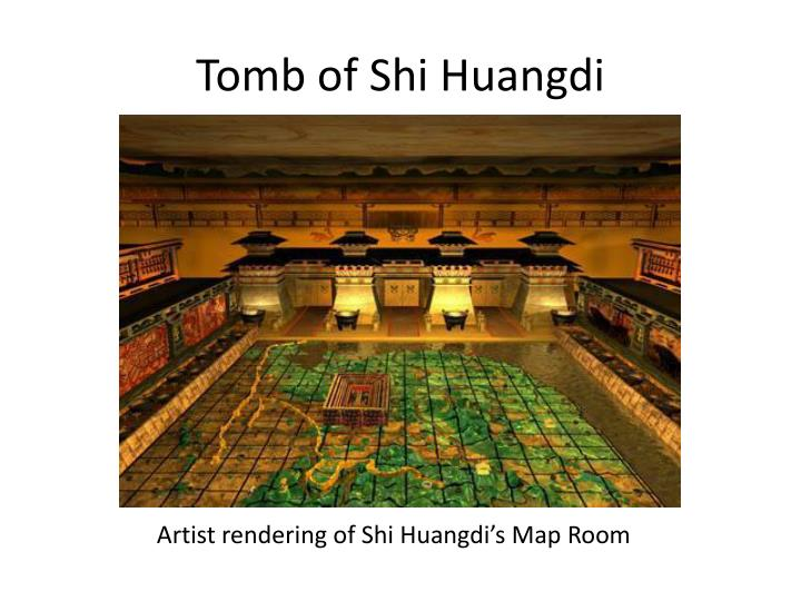 Tomb of Shi