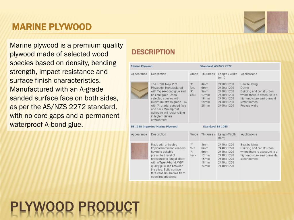 Ppt Plywood Powerpoint Presentation Free Download Id 2256178