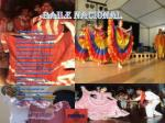 baile nacional