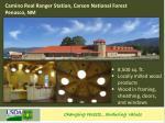 camino real ranger station carson national forest penasco nm