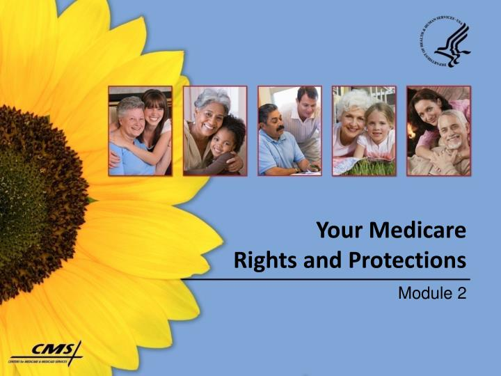 your medicare rights and protections n.