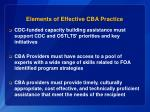 elements of effective cba practice2