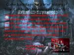 come backstage for a brief history of how it all began for avenged sevenfold