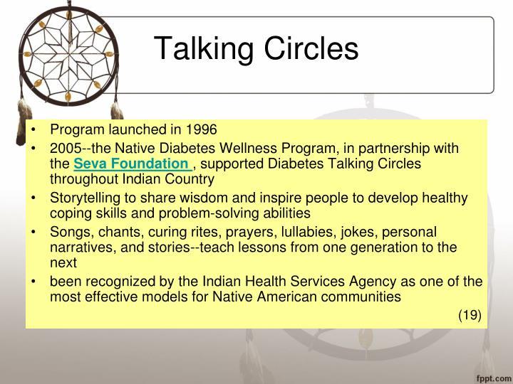 Talking Circles