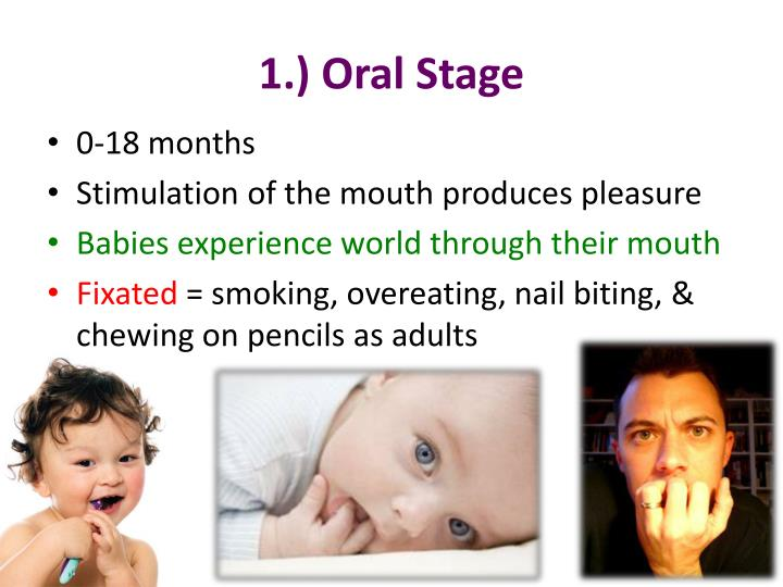 Freud oral phase
