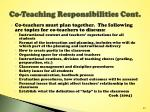 co teaching responsibilities cont1