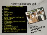 historical background5