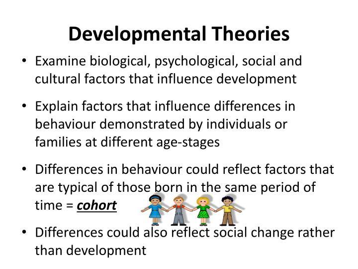 Developmental Theories