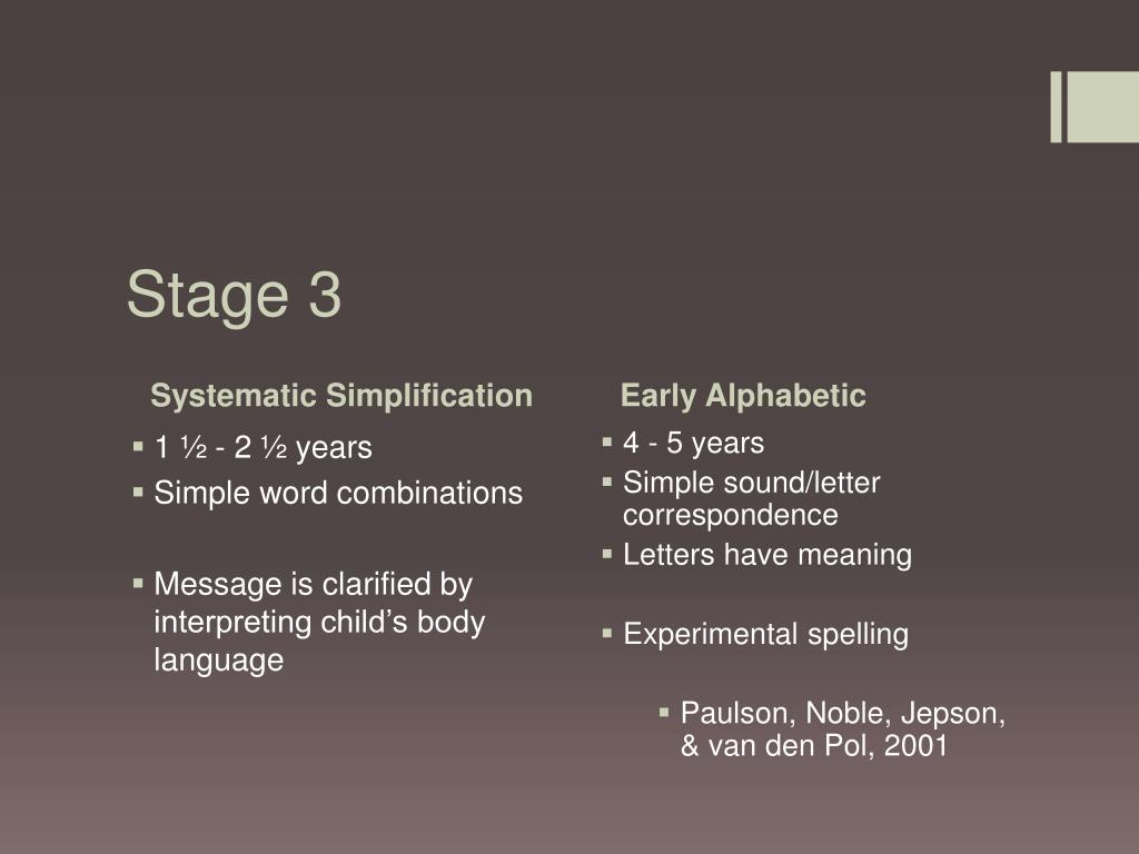PPT - Importance of Early Literacy: Language-Literacy Connection
