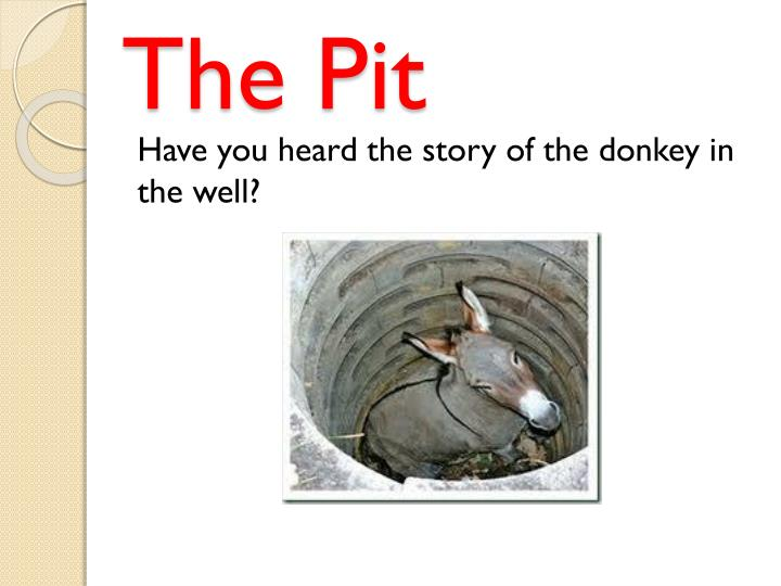 the pit n.
