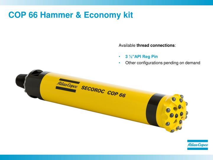 COP 66 Hammer & Economy kit