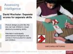 assessing intelligence1