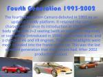 fourth generation 1993 2002