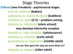 stage theories1