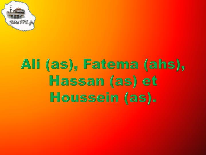 Ali (as),