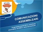 comunicazioni assembleari