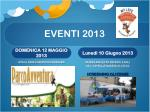 eventi 20131