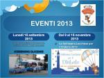 eventi 20134