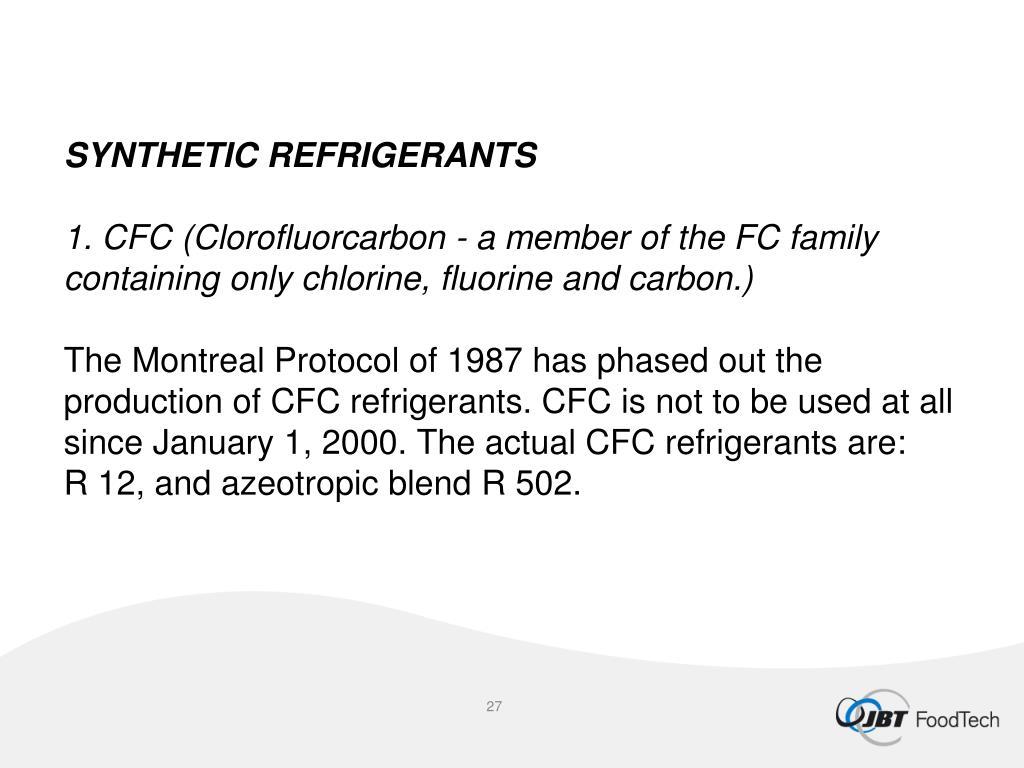 PPT - JBT FoodTech PED 97/23 EC EN 378 PowerPoint Presentation - ID