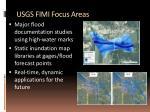 usgs fimi focus areas