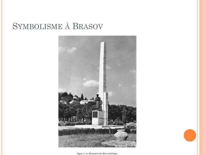 Symbolisme à Brasov