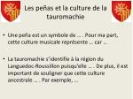 les pe as et la culture de la tauromachie3
