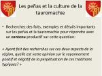 les pe as et la culture de la tauromachie4