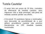 tutela cautelar1