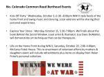 no colorado common read berthoud events