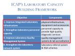icap s laboratory capacity building framework1