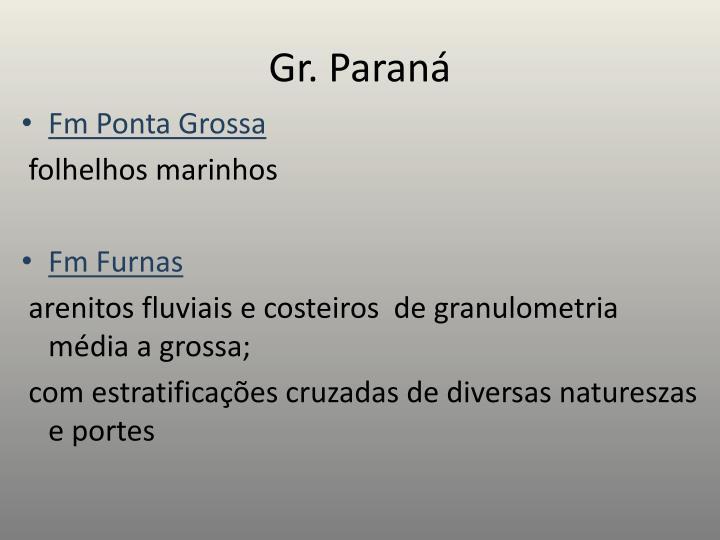 Gr. Paraná