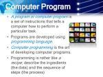 computer program1