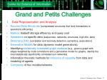 grand and petits challenges