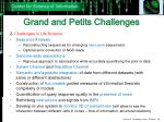 grand and petits challenges1