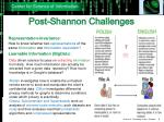 post shannon challenges3