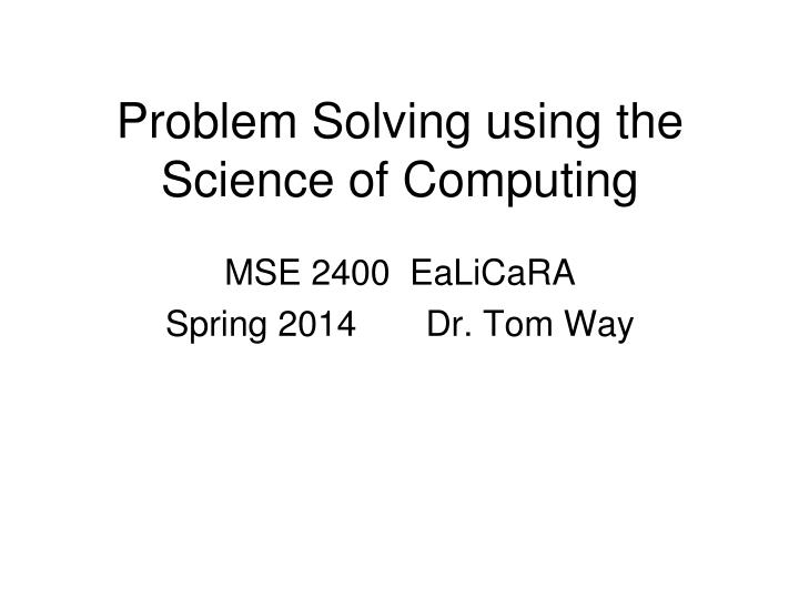 p vs np one of the unanswered problems in computer science But is it not often we have one that focuses on computer science travelling salesman problem elusive problem in computer science history -- p vs np.